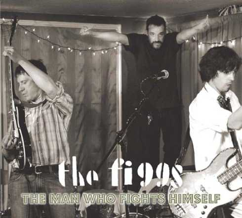 The Figgs The Man Who Fights Himself album cover