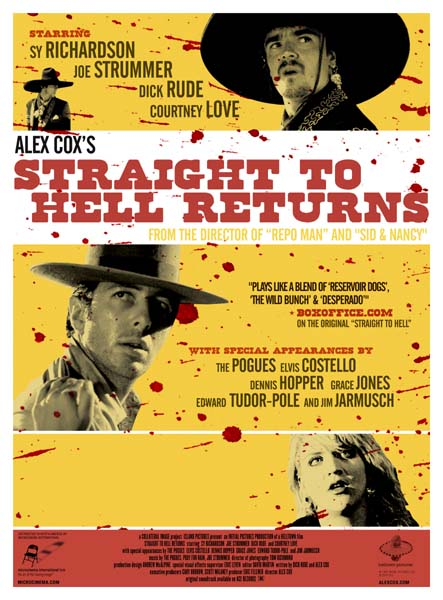 Straight To Hell Returns poster