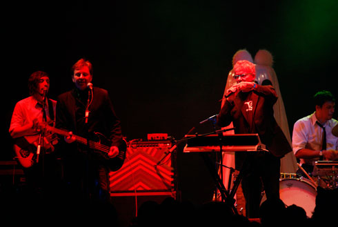 Devo and The Octopus Project at Moogfest
