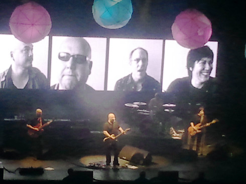 The Pixies at The Metropolis, Montreal, QC 4.14.11