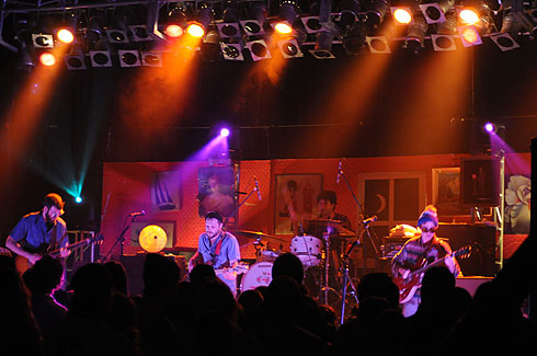 Dr. Dog in concert