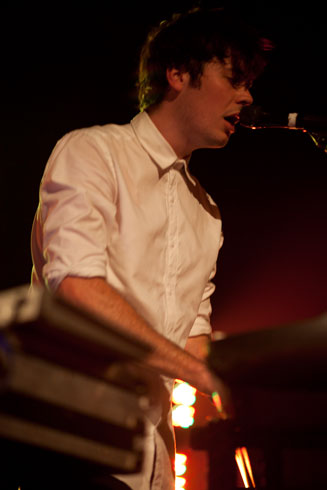 Washed Out at Music Hall of Williamsburg