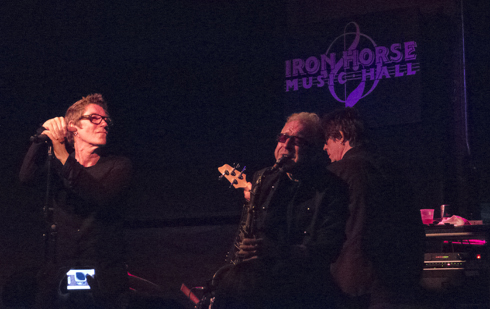 Psychedelic Furs Live at the Iron Horse