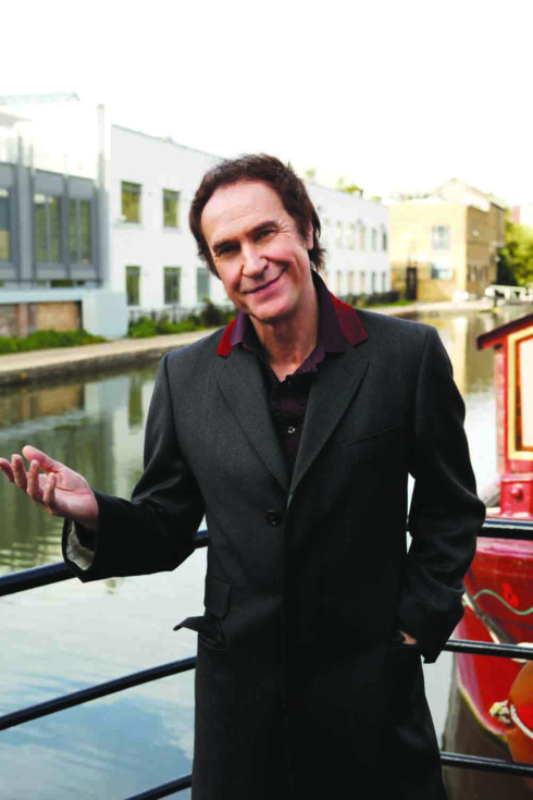 Ray Davies by Ian Brodie