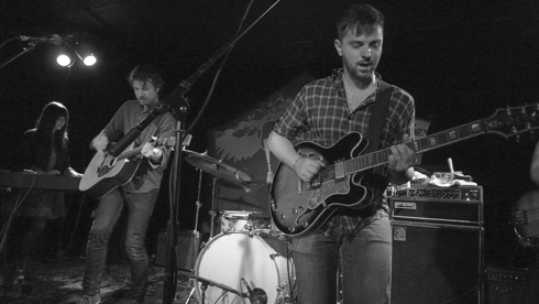The Big Takeover: Hey Marseilles and Sea Wolf at Church ...