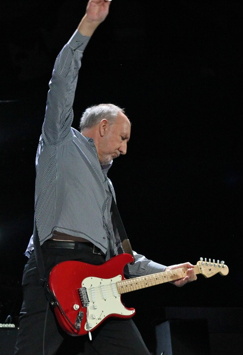 The Who by Jeff Elbel, 2012-11-29, Chicago, IL