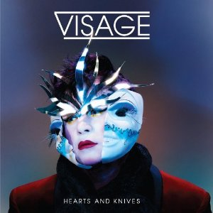 Visage Hearts and Knives