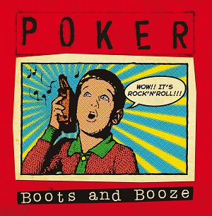 Poker Boots and Booze White Zoo
