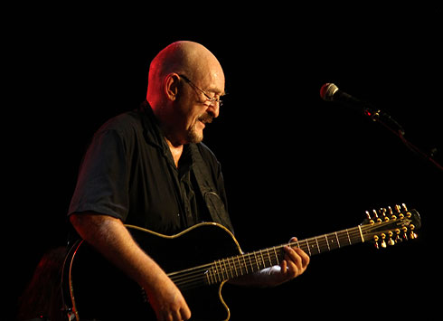 Dave Mason photo by Daniel Coston