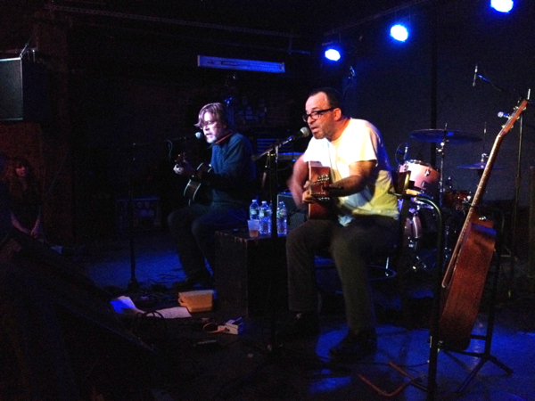 New Mendicants' Norman Blake & Joe Pernice @ Mercury Lounge