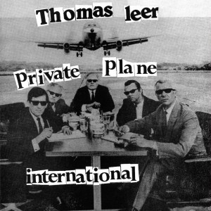 Thomas Leer Private Plane Dark Entries