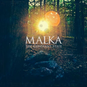 The Constant State EP album art, by Malka