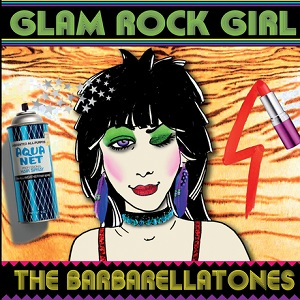 Barbarellatones Glam Rock Girl
