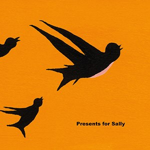 Cover art for Present for Sally's second album, Colours and Changes.