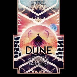 Kurt Stenzel Jodorowsky's Dune Soundtrack Cinewax Light in the Attic