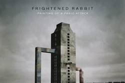 Painting of a Panic Attack - Frightened Rabbit