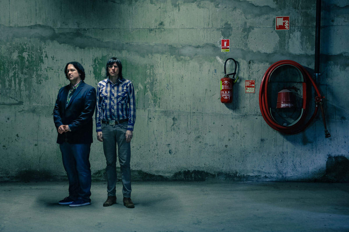The Posies Photo by Dot Pierson