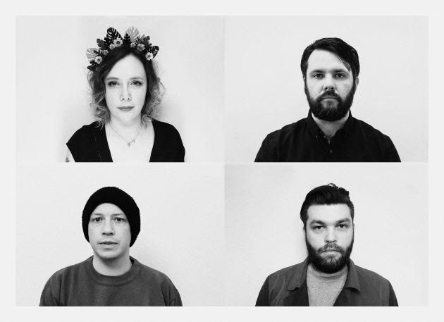 Minor Victories publicity photo.