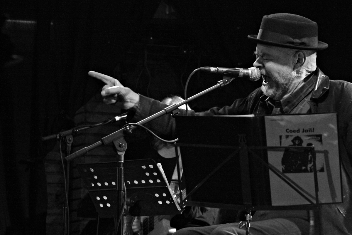 David Thomas of Pere Ubu
