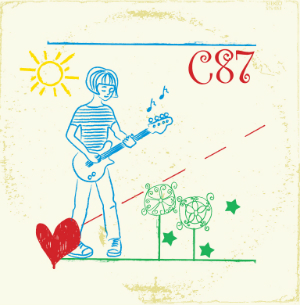Album cover for the C87 box set.