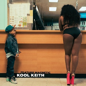 Kool Keith Feature Magnetic Mello