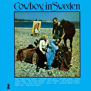 Lee Hazlewood Cowboy in Sweden Light in the Attic