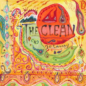 Album cover for the Getaway reissue by The Clean.