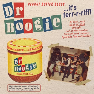 Dr Boogie Peanut Butter Blues