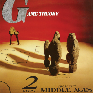 Album cover for 2 Steps From the Middle Ages by Game Theory.