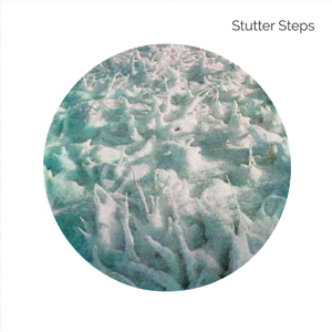 Album cover for the Floored EP from Stutter Steps.