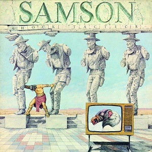 Samson Shock Tactics Real Gone