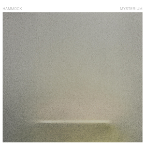 Album cover for Mysterium by Hammock.