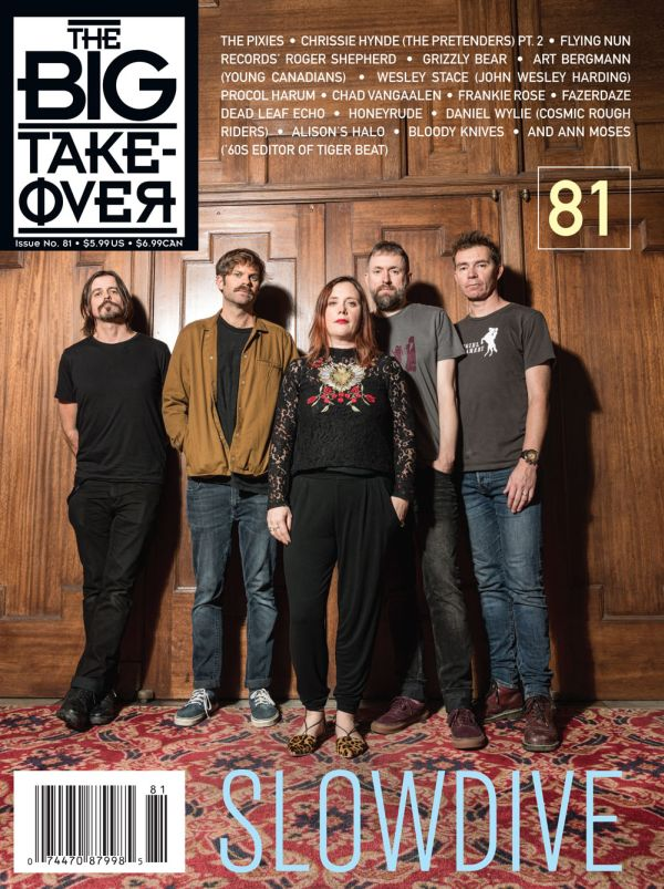 BT magazine #81 - Slowdive
