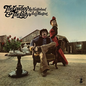 Lee Hazlewood Ann Margret The Cowboy and the Lady Light in the Attic