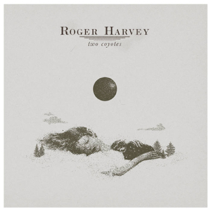Roger Harvey-Two Coyotes