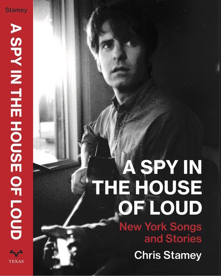 A Spy in the House of Loud by Chris Stamey.