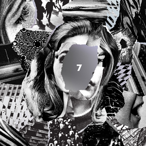Album cover for 7 from Beach House