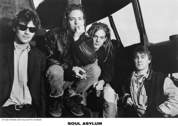 Soul Asylum - Photo courtesy of Omnivore Recordings