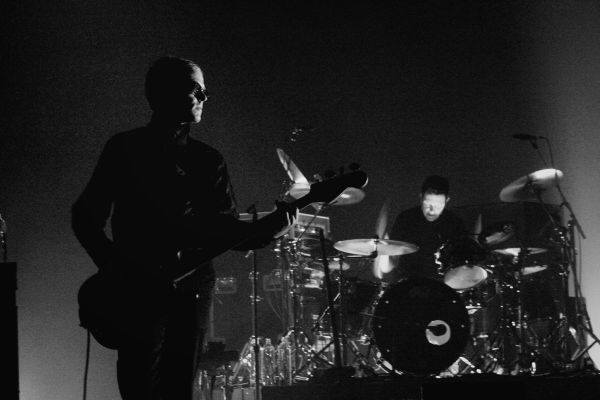 Bauhaus live - Photo Credit: Judy Lyon