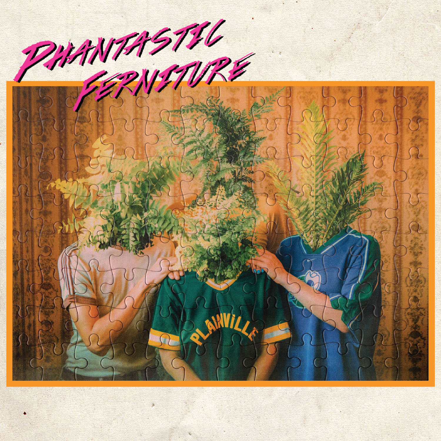 Phantastic Ferniture - S/T