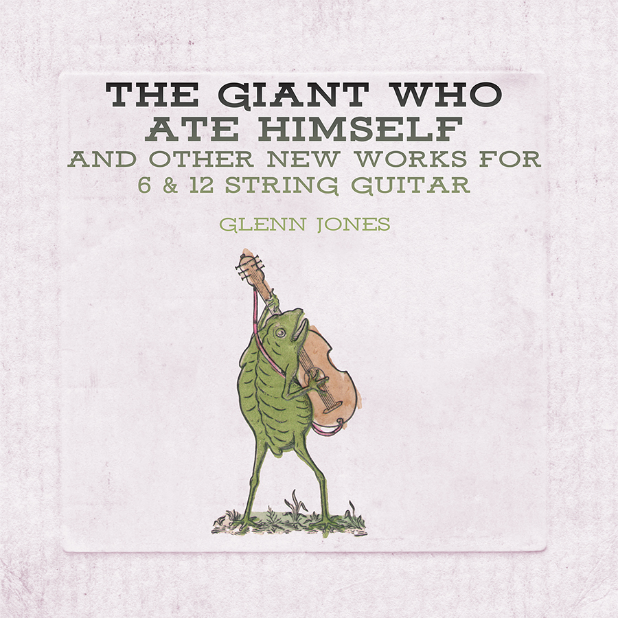 Glenn Jones - The Giant Who Ate Himself...