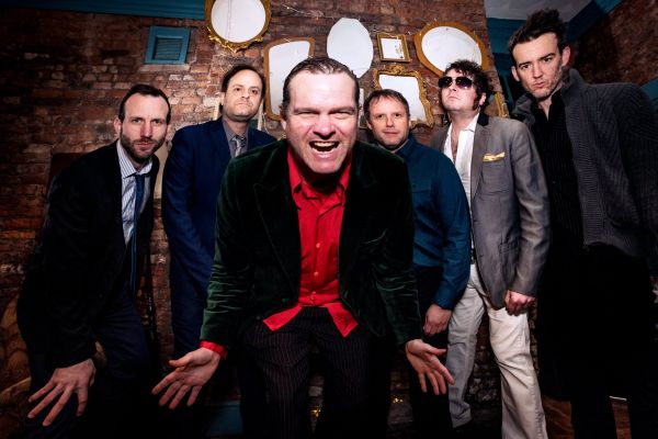Electric Six - Photo Credit: Mark Wright
