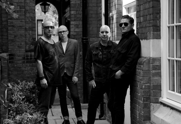 Nitzer Ebb - Photo Credit: Hazel Hill McCarthy III