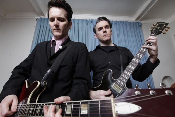 The Safes - Photo Credit: Andrew Ballantyne