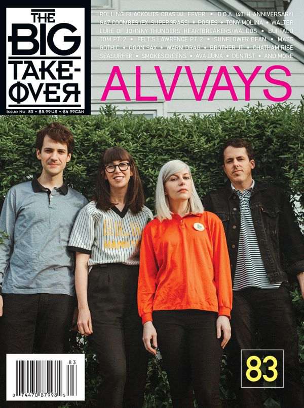 Big Takeover #83 - Alvvays