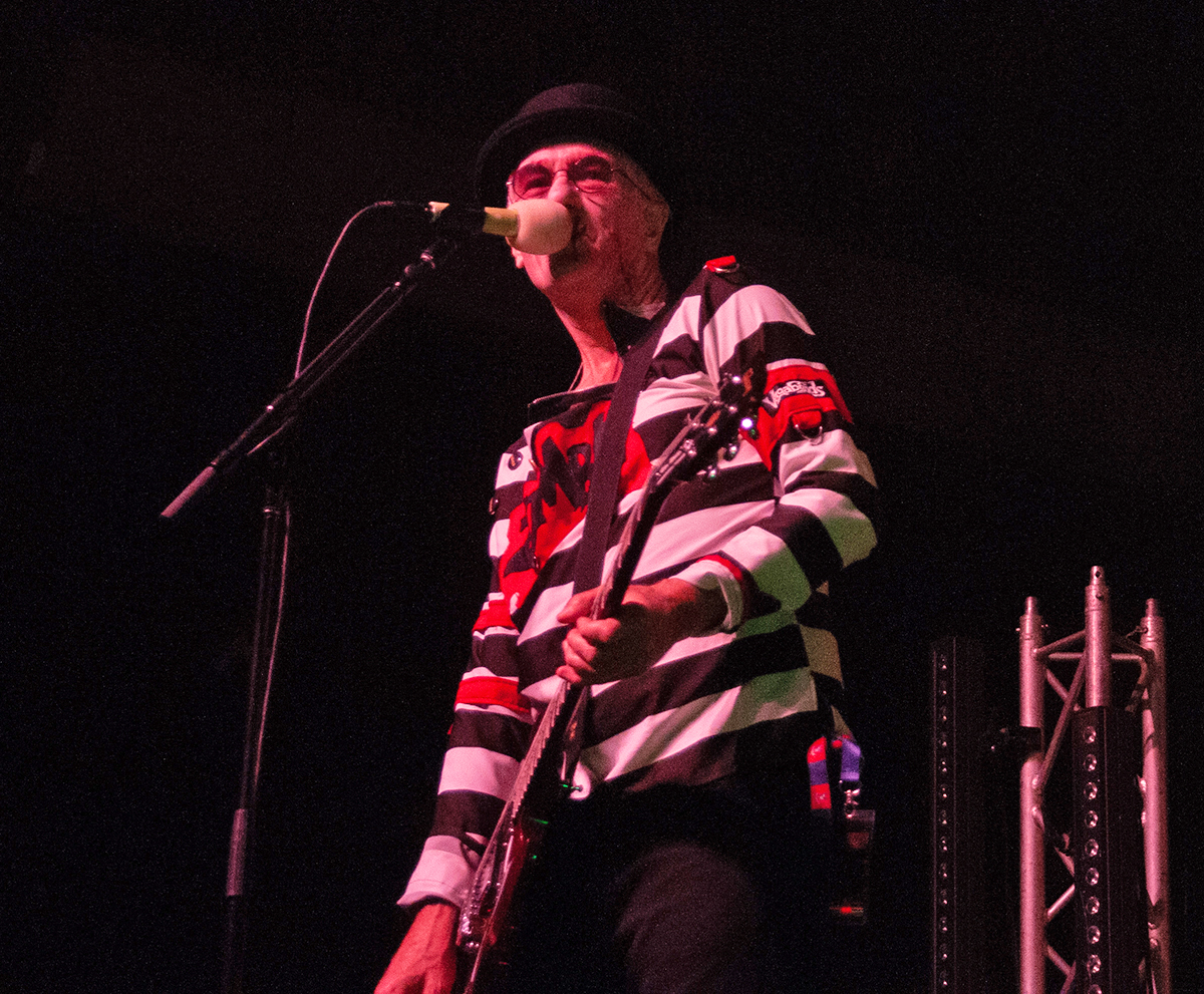 Captain Sensible of The Damned