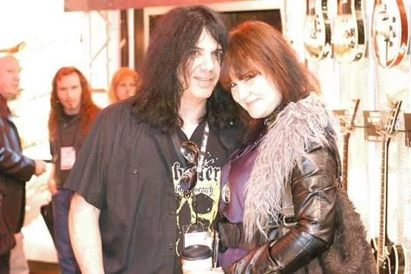 Michael and Tish Ciravolo at NAMM