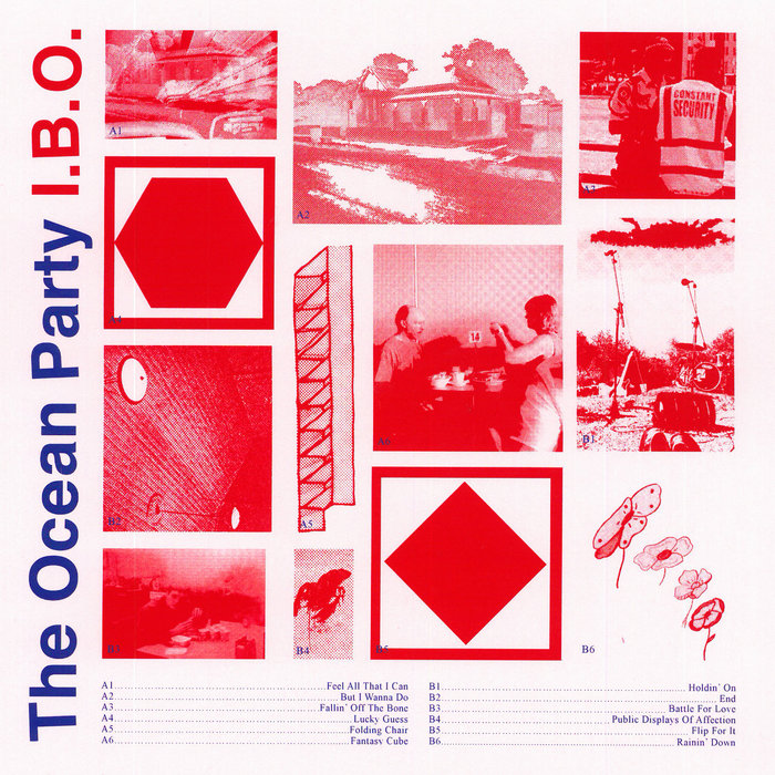 The Ocean Party cover art