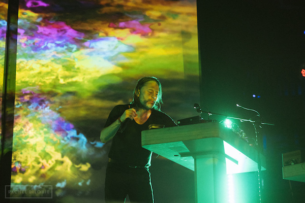 Thom Yorke photo by Rachel DiLouise.