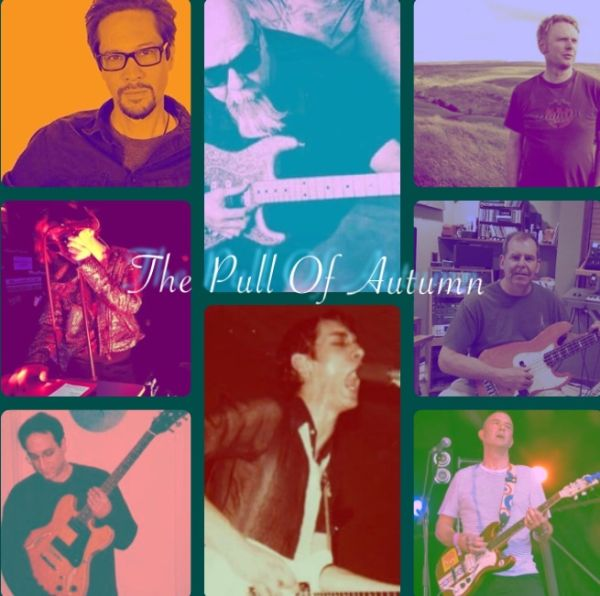 The Pull of Autumn collage